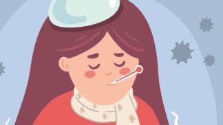 Babské rady: Jak sklepat teploměr pomocí ponožky # Thumbnail