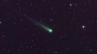 Noční obloha nabídne další magickou podívanou. V plné kráse se předvedou Eta Aquarids z Halleyovy komety
