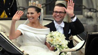 Porazila anorexii a vzala si osobního trenéra. Švédské princezně Viktorii to v manželství klape už 10 let