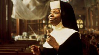 Sestra v akci: Whoopi Goldbergové šéfovala profesorka McGonagallová z Harryho Pottera