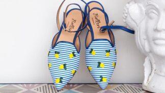 Thumbnail # Balerínky patří mezi módní stálice. Letošním hitem jsou ty do špičky