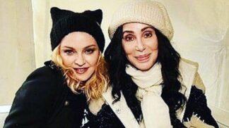 Zpěvačka Cher se rozpovídala o vztahu s Madonnou. A hezké to nebylo