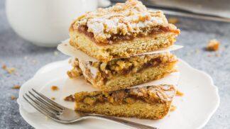 Tradiční chutě léta: Rybízový koláč i šťáva jako od babičky