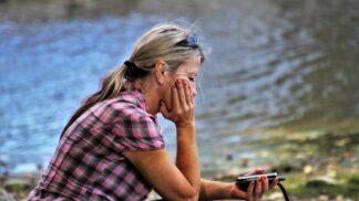 Alena (38): Starosti se synem mne stály peněženku i s doklady. Později mě čekal velký šok