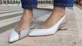 Balerínky patří mezi módní stálice. Letošním hitem jsou ty do špičky