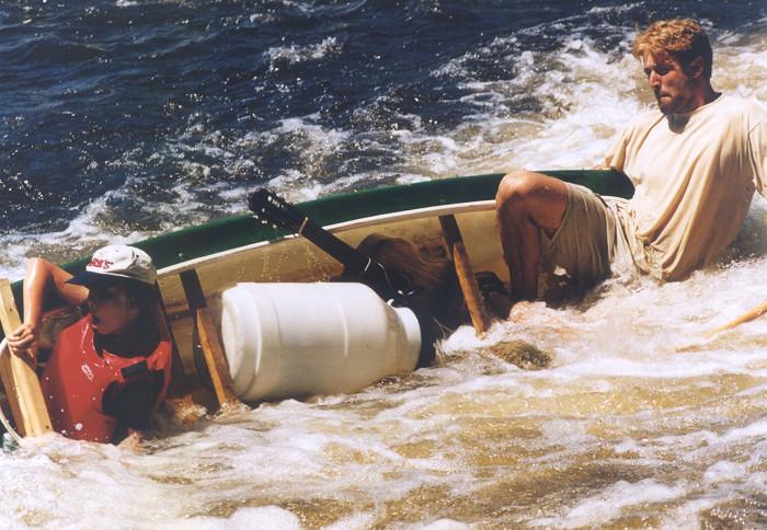 Thumbnail # Seriál Hop nebo trop: herci zažívali při natáčení peklo. Filmovalo se při povodních i při mínus dvaceti