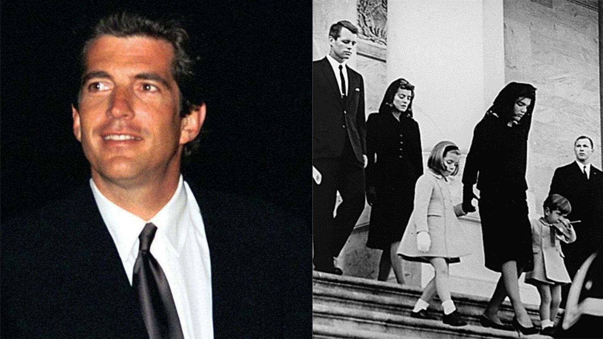 Thumbnail # Prokletí rodů Kennedyů: Nejstarší syn zahynul při letecké havárii, která je dodnes záhadou