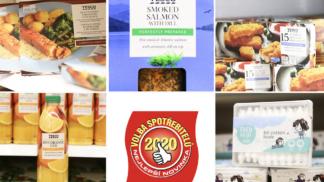 Tesco výrobky zvítězily ve Volbě spotřebitelů, nejvíce zaujaly džusy a hotová jídla
