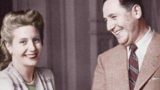 Božská Evita a Juan Perón: Triumf lásky s tragickým koncem. I ve smrti se na něj usmívala