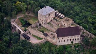 Tip na výlet: Vyrazte na hrad Točník opředený pověstmi