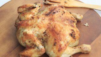 Jak upéct kuře, aby bylo šťavnaté a s křupavou kůrčičkou