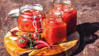 Co s rajčaty? Vyzkoušejte rajčatový džem s chilli