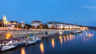 Už jste navštívili nově zrekonstruované pražské náplavky?