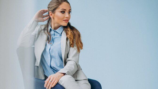 Sabina (30): Pracovní pohovor se trochu zvrtl. Na to, co se stalo, jsem nebyla připravená