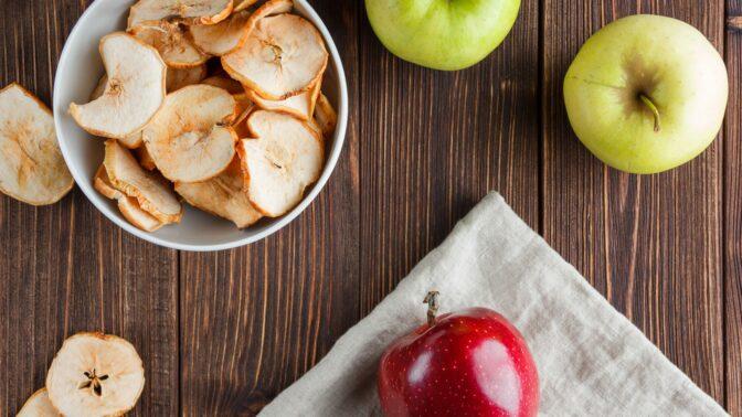 Sušené ovoce je zdravá pochoutka: Vyvarujte se chyb při sušení