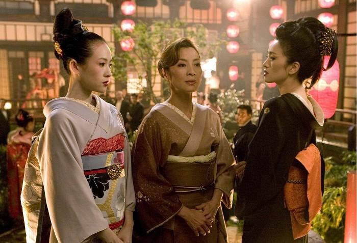 Thumbnail # Gejša: film, který odmítla Čína i Japonsko…