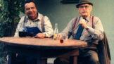 Mladé víno, jeden z posledních filmů Menšíka. Před smrtí si namíchal vražednou dávku léků