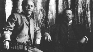 Karl May, autor Old Firehanda: Do pěti let neviděl a pomátl se na rozumu. Ve vězení začal psát