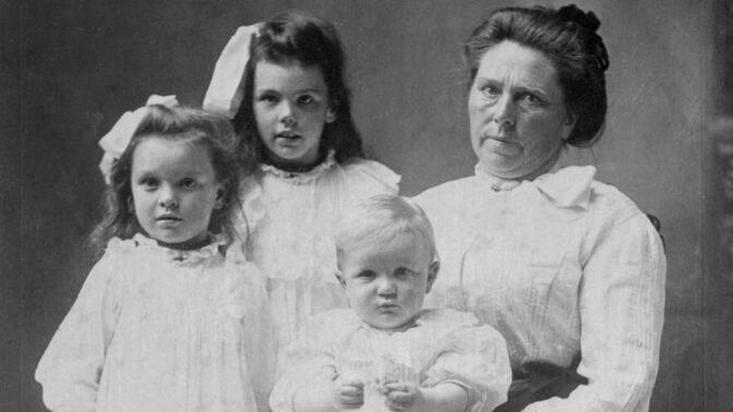 Belle Gunness, jedna z největších masových vražedkyň: V ohnivém pekle upálila vlastní děti