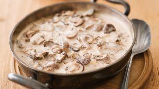 Houby v kuchyni: Recept na tu nejlepší houbovou omáčku