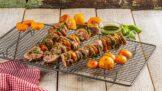 V hlavní roli maso s ovocem: Jak chutná vepřová panenka s meruňkami