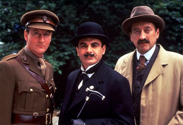Thumbnail # Hercule Poirot: Zajímavosti z natáčení příběhů s brilantním detektivem…