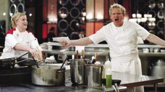 Legendární kuchař Gordon Ramsay: Původně z něj měl být fotbalista, hotelnictví vystudoval omylem
