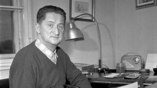 Výročí narození autora Ferdy Mravence: Vojáci tu jsou hodní, ubytování šílené, žertoval Ondřej Sekora z nacistického lágru