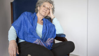 Božena (64): Ostříhala jsem vnučce nehty a snacha se rozčílila. Provedla mi za to příšernou věc