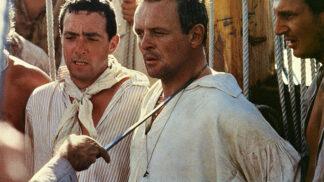 Film Bounty: Co stálo za slavnou vzpourou na lodi, kde proti sobě stáli dva šílenci