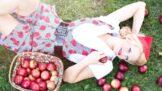 Nevíte, co s úrodou šťavnatých jablíček? Zkuste domácí mošt nebo křížaly jako od babičky