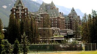 Banff Spring hotel: Záhadné místo, kde hosty probouzí nelidský křik