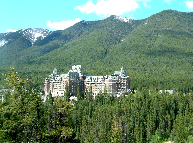 Thumbnail # Hotel Banff Spring: Záhadné místo údajně plné přízraků…
