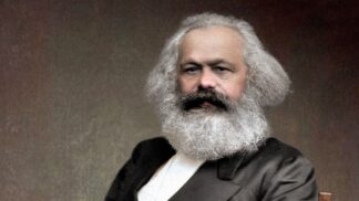 Karl Marx: Kázal vodu a pil víno, ve skutečnosti si žil nad poměry