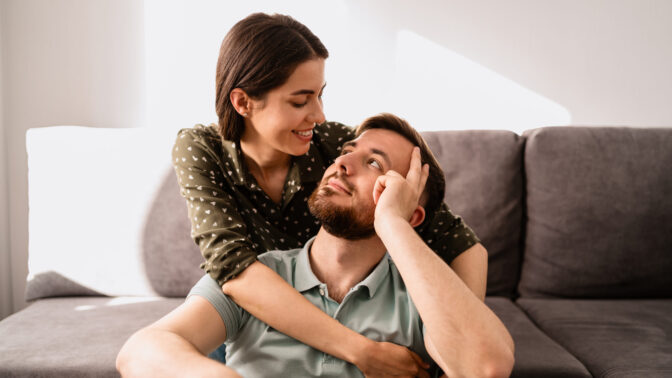 Vlastimil (36): Svedl jsem zadanou ženu a teď jsme spolu. Mám ale strach, že mi udělá to samé