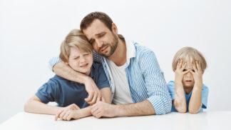 Míra (42): S dětmi jsem doma já, pro ženu je důležitější práce a nestará se o ně. Jsem na vše sám