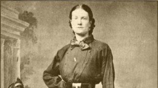 Krásná Julia byla nejslavnější prostitutkou Divokého západu. Na jejím pohřbu truchlily tisíce milovníků