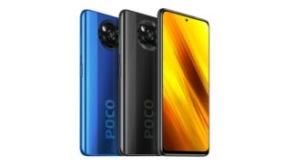 Chytrý telefon POCO X3 NFC – šampion střední třídy