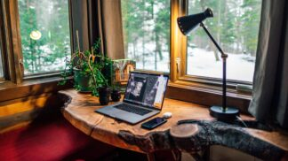 Nápady pro domácí kancelář, které opravdu fungují