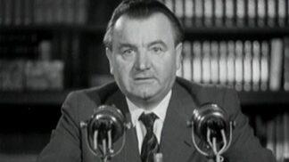 Klement Gottwald: Alkoholik trpící syfilidou, jehož zabila láska ke Stalinovi