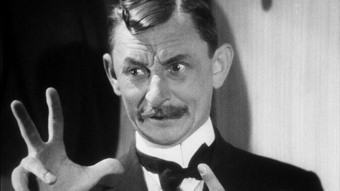 Tři vejce do skla: Burian setřel K. H. Franka, ten pak dostal pendrekem po hlavě