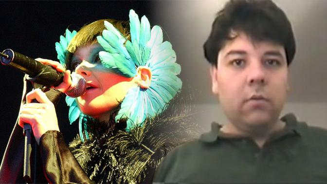 Zpěvačka Björk: Šílený fanoušek jí poslal dopisní bombu plnou kyseliny