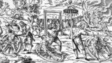 Český Jack Rozparovač Martin Roháč: Šílený kanibal, kterému při popravě trhali maso a lámali kosti