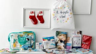Tesco darovalo hygienické balíčky 150 tisícům českým maminkám