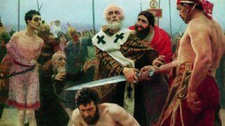 Svatý Mikuláš z Myry: Zachránil děti před prostitucí a vzkřísil mrtvé