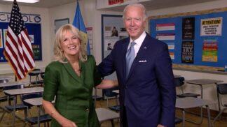 Jill Bidenová, první dáma USA: Manželovi řekla sladké ano až na popáté