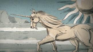 Televizní dokument Monstra a mýty: Vydejte se po stopách draka či kouzelného jednorožce