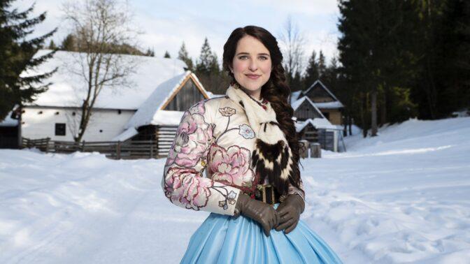 Hlavně nechci chlapa z branže, říká představitelka princezny z nové pohádky O vánoční hvězdě