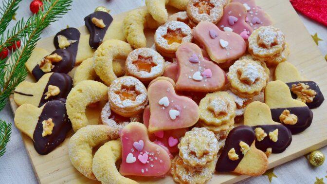 Kdy péct vánoční cukroví: Velký přehled, abyste byla za královnu svátků