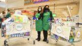 Potravinová sbírka: Hvězdy ze seriálu Slunečná se rozhodly pomoci